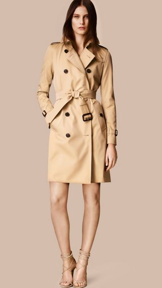 The Kensington – Long Heritage Trench Coat
