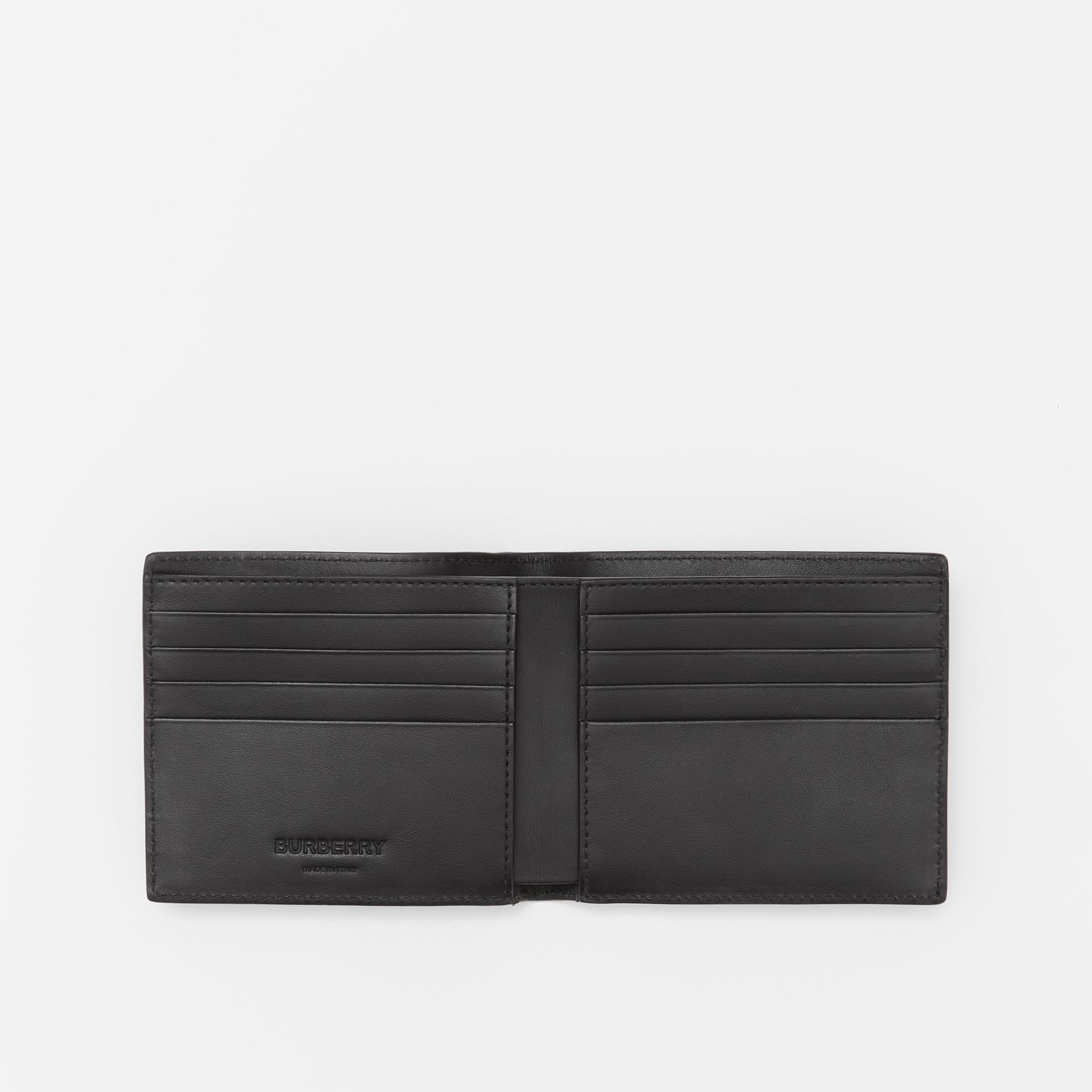 3D Print International Bifold Wallet in Archive Beige - Men | Burberry Australia - gallery image 2
