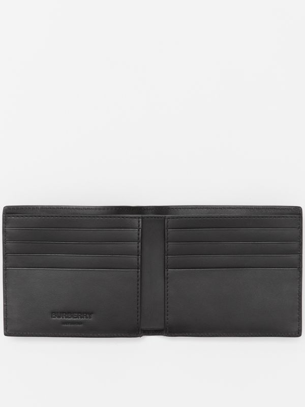 3D Print International Bifold Wallet in Archive Beige - Men | Burberry Australia - cell image 2