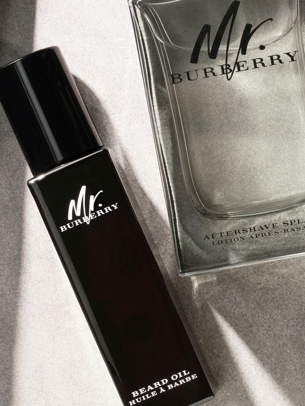Mr. Burberry Beard Oil 30ml | Burberry Singapore - cell image 2