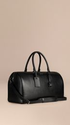 London Leather Holdall