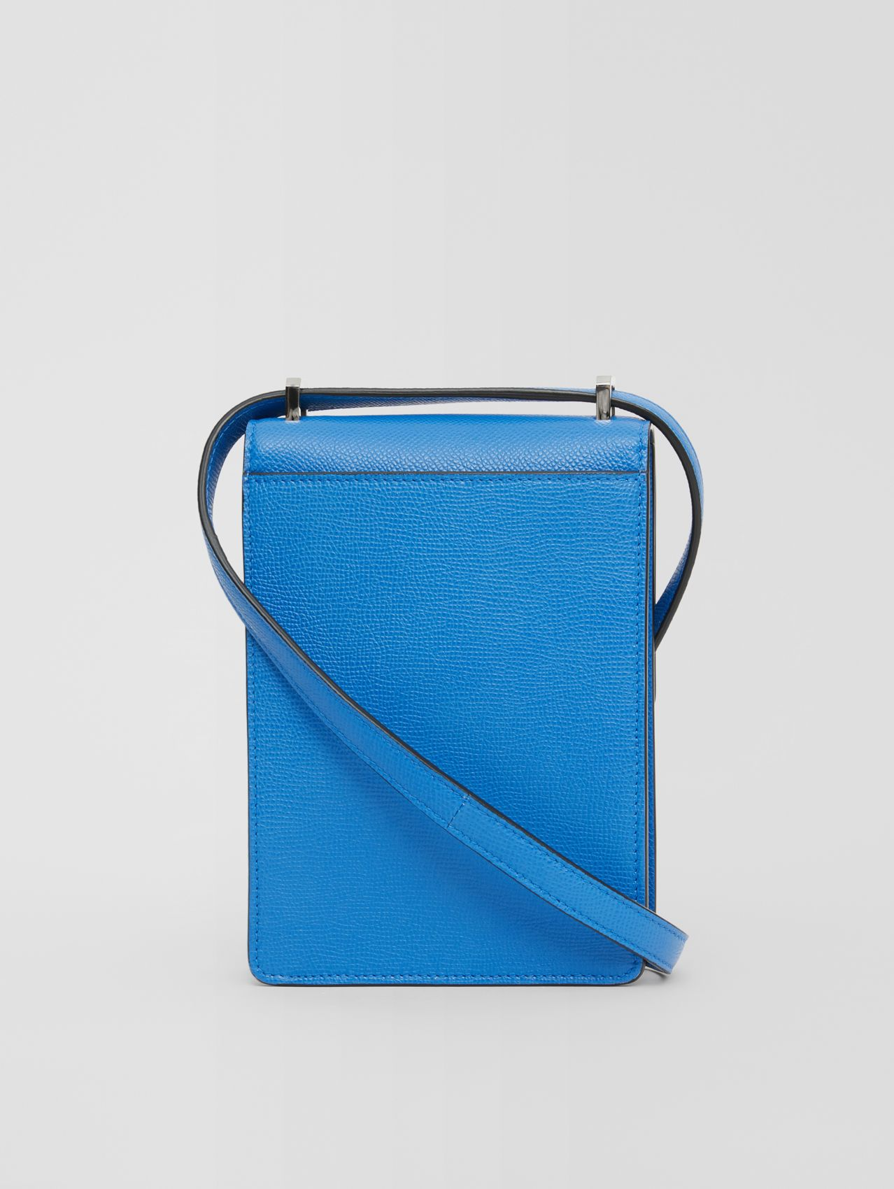Grainy Leather Robin Bag in True Blue