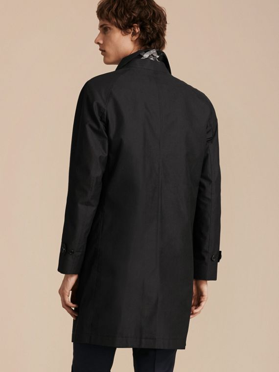 Mercury Cotton Gabardine Car Coat - cell image 2