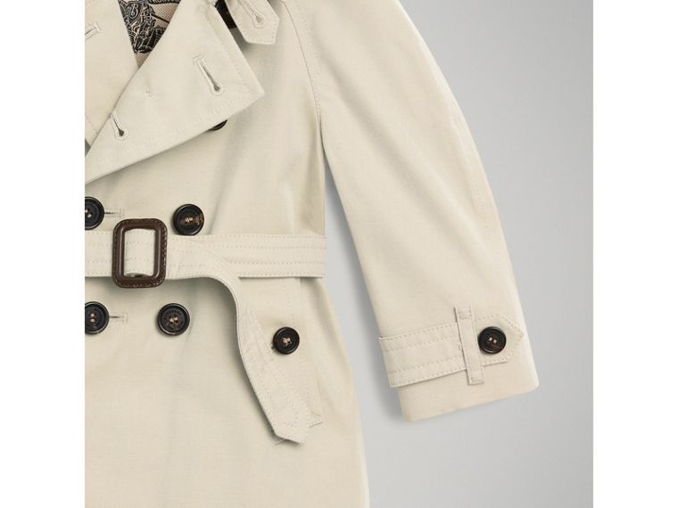 Trench The Wiltshire (Stone) | Burberry - cell image 1