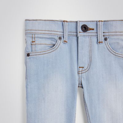 Burberry - Jean extensible de coupe skinny - 5