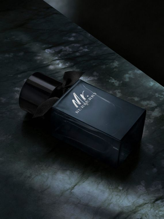 Mr. Burberry Eau de Parfum Set in Black - Men | Burberry United Kingdom - cell image 2