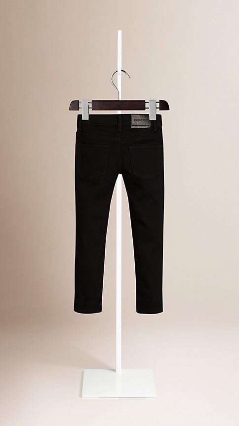 Noir Jean skinny - Image 2