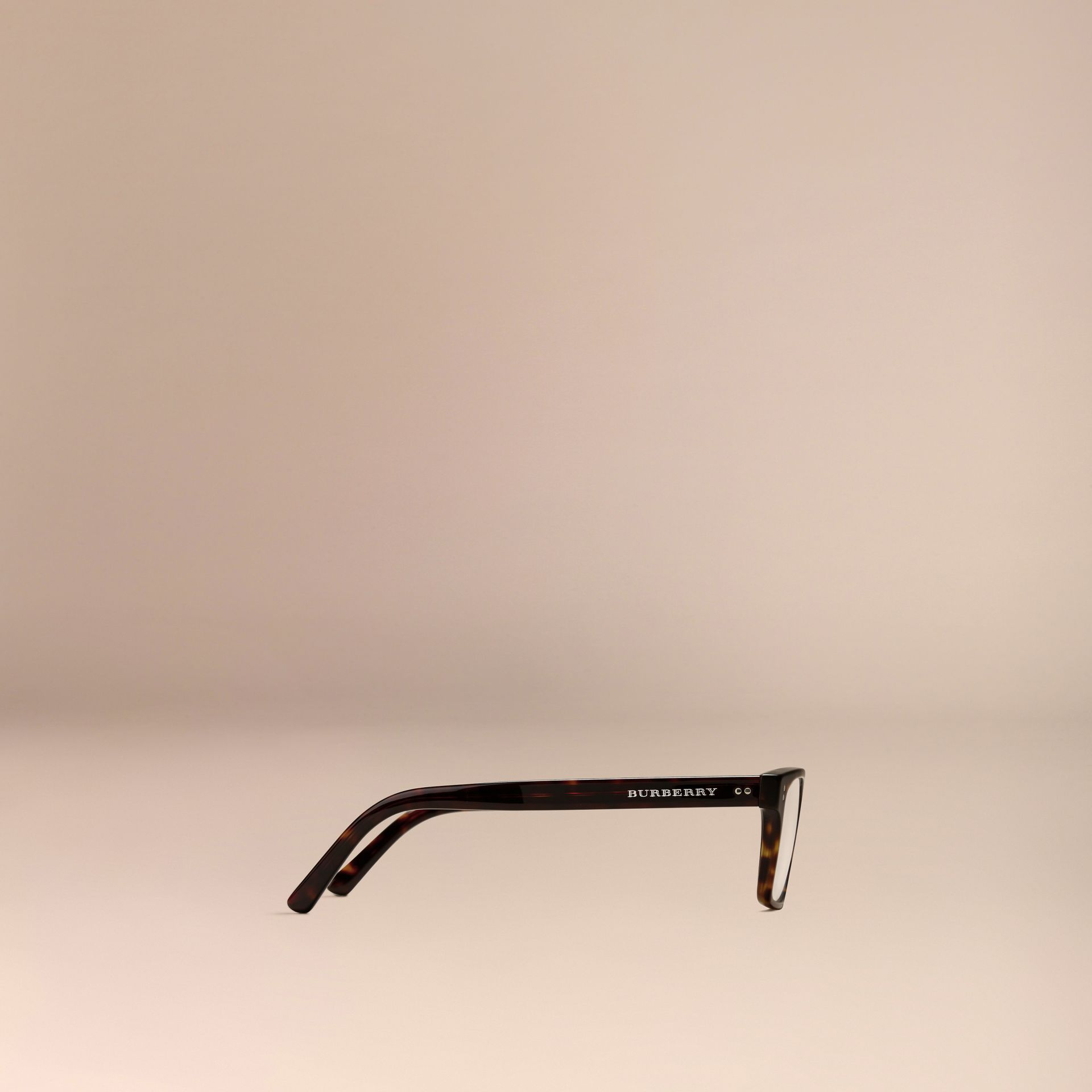 Rectangular Optical Frames in Brown - gallery image 4