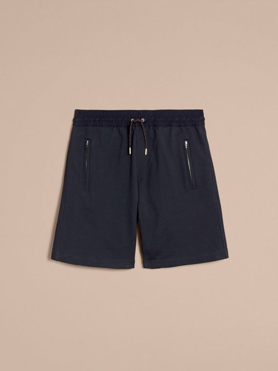 Lightweight Cotton Jersey Shorts - cell image 3