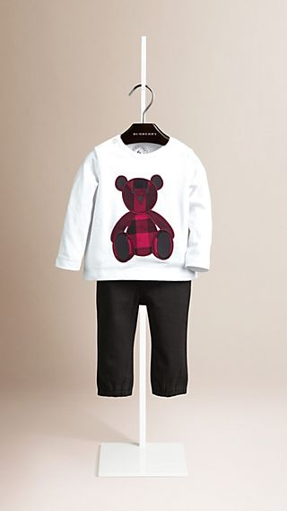 Thomas Bear Cotton T-shirt