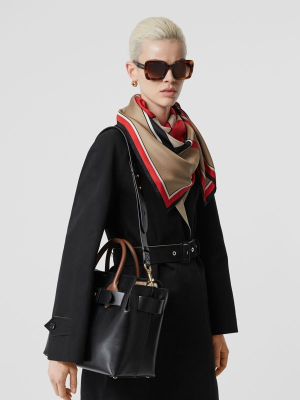 The Small Belt Bag aus Leder mit Ziernieten (Schwarz) - Damen | Burberry - cell image 2