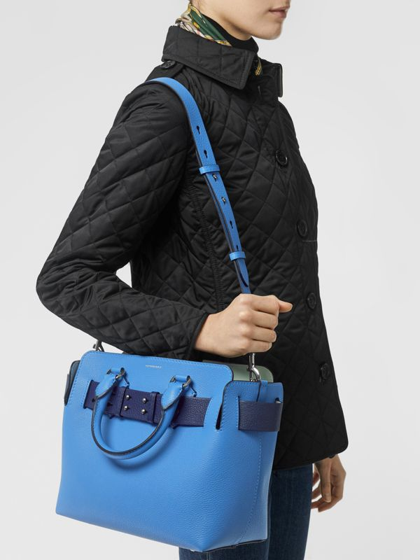 The Small Belt Bag aus Leder (Hortensienblau) - Damen | Burberry - cell image 2