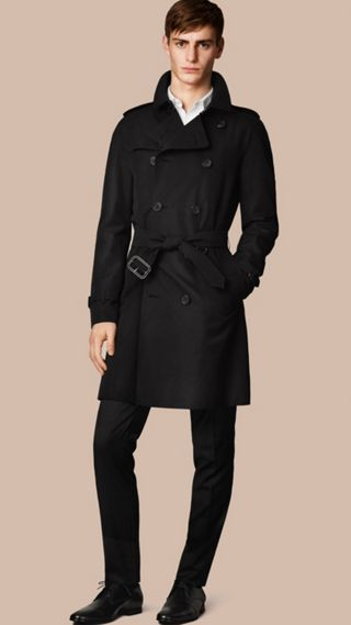 The Wiltshire – Long Heritage Trench Coat