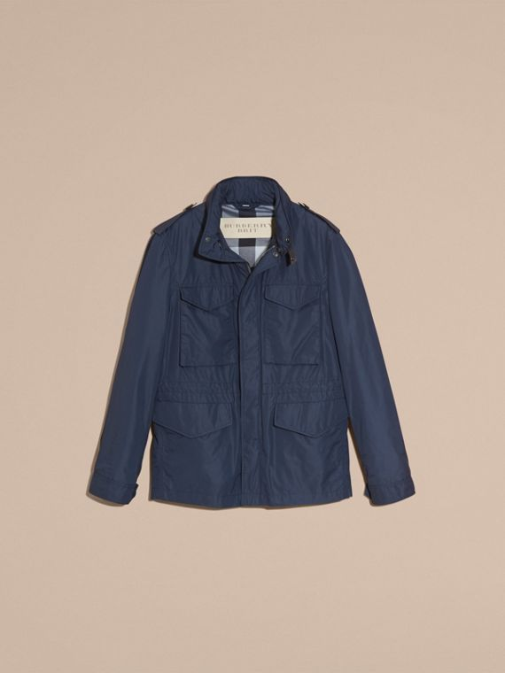 Navy Showerproof Field Jacket - cell image 3