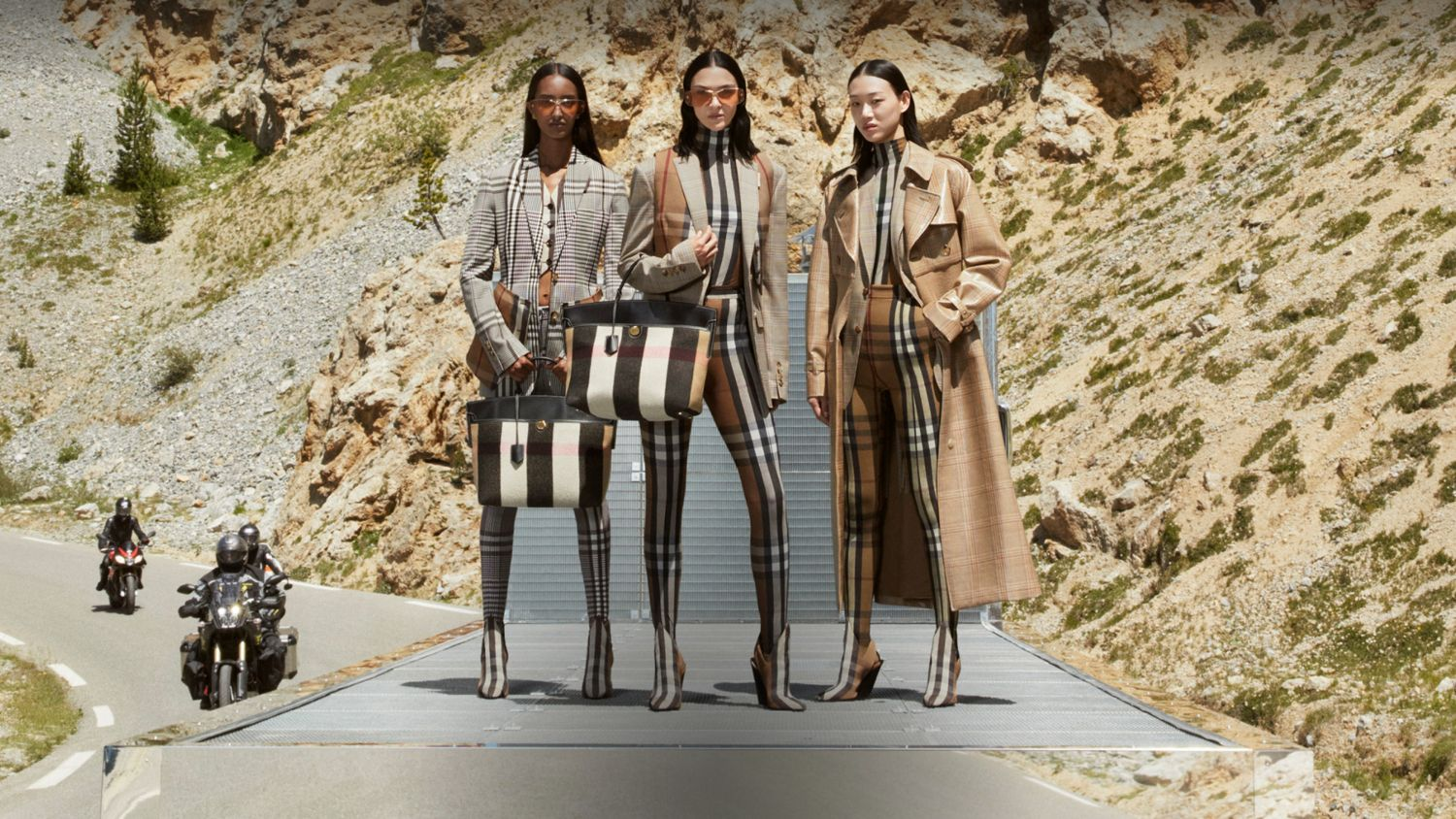Burberry Autumn/Winter 2020