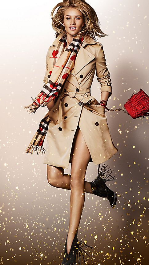 Honey The Westminster - Long Heritage Trench Coat - Image 7