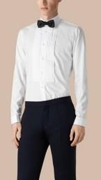 Chemise habillée en coton