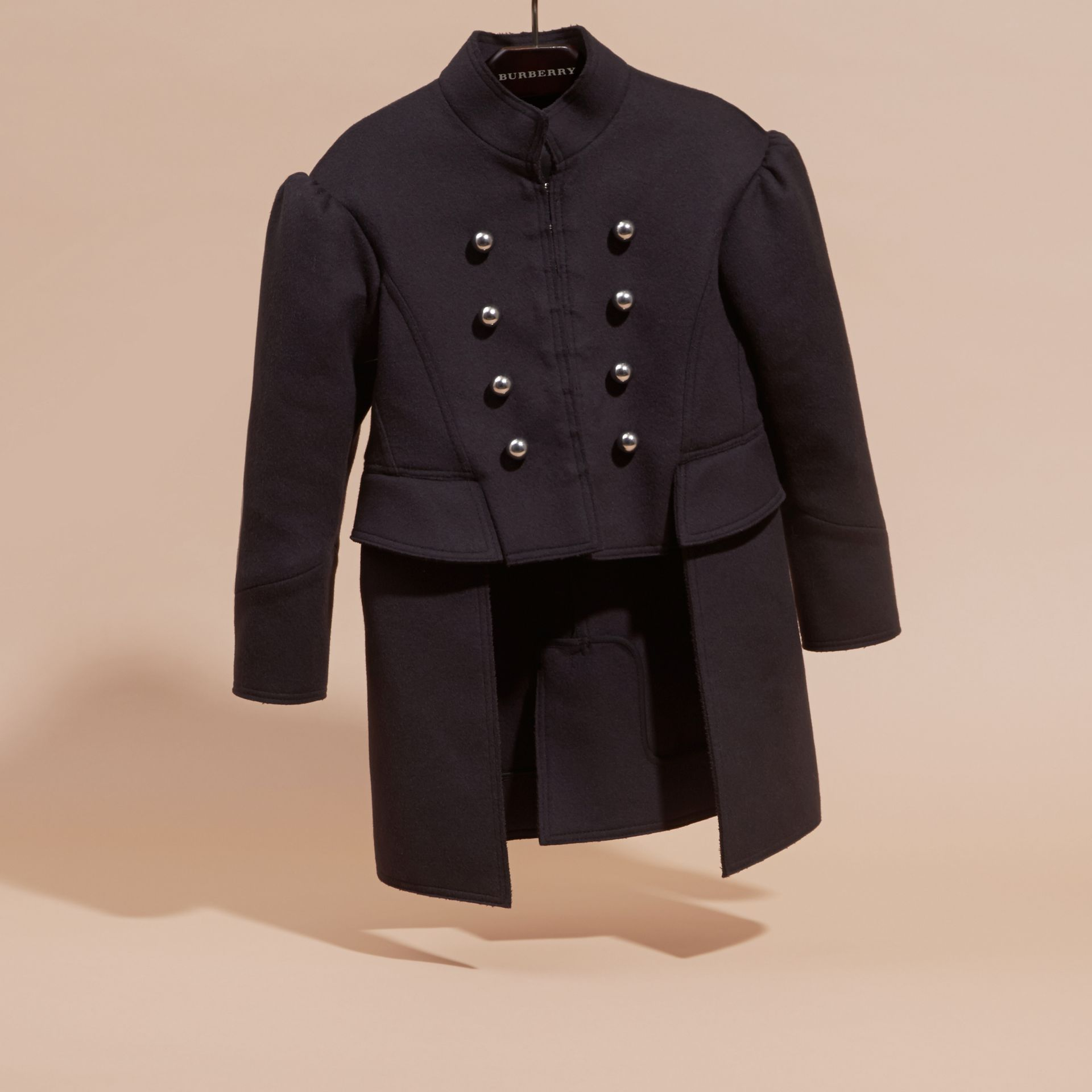 The Mini Military Tailcoat - gallery image 3