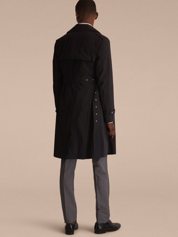 Lightweight Double-breasted Trench Coat - cell image 2