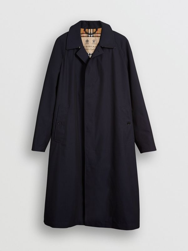 Car Coat The Brighton (Bleu Carbone) - Homme | Burberry - cell image 3