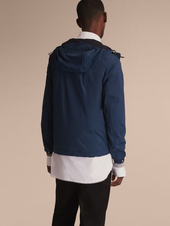 Seam-sealed Hooded Packaway Technical Jacket - cell image 2