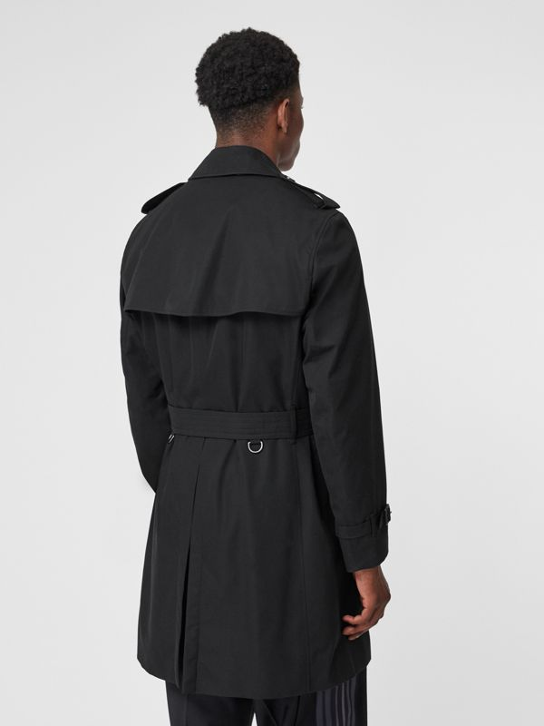 The Chelsea Heritage Trench Coat in Black - Men | Burberry Canada - cell image 2