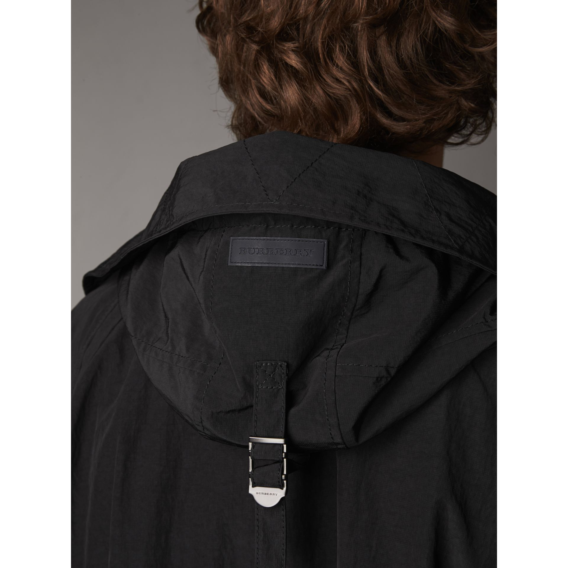 Rainproof Flyweight Parka - Men | Burberry - gallery image 6