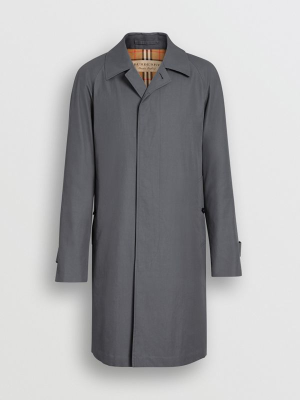 Car Coat Camden (Gris Medio) - Hombre | Burberry - cell image 3