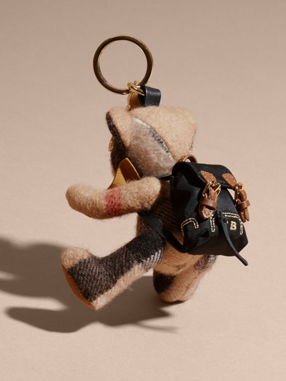 Camel Thomas Bear Charm with Rucksack - cell image 3