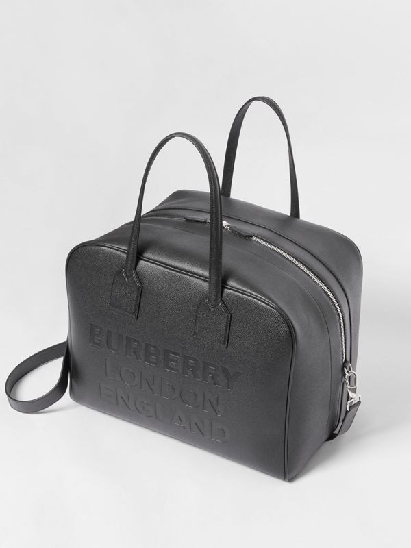 Grand sac Cube en cuir (Noir) | Burberry - cell image 3
