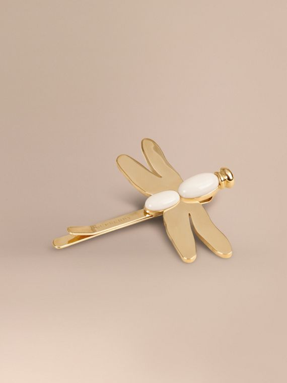Dragonfly Detail Hairslide