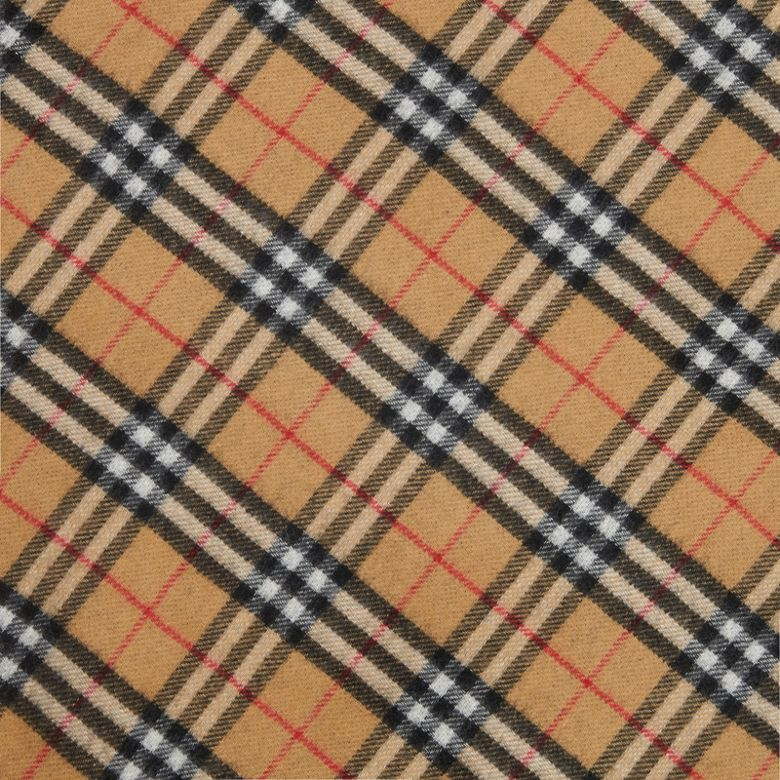 Burberry - Bandana  en cachemire à motif Vintage check - 2