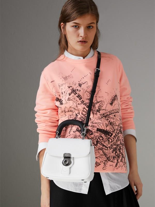 Bolsa de mão DK88 - Pequena (Branco Giz) - Mulheres | Burberry - cell image 3