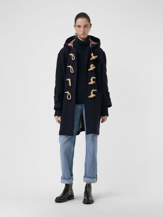 Duffle-coat The Greenwich (Marine)