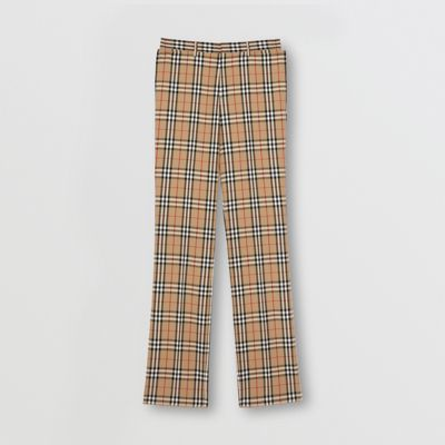 NEW BURBERRY MENS NOVA CHECK PAJAMA SHIRT PANTS SET XL