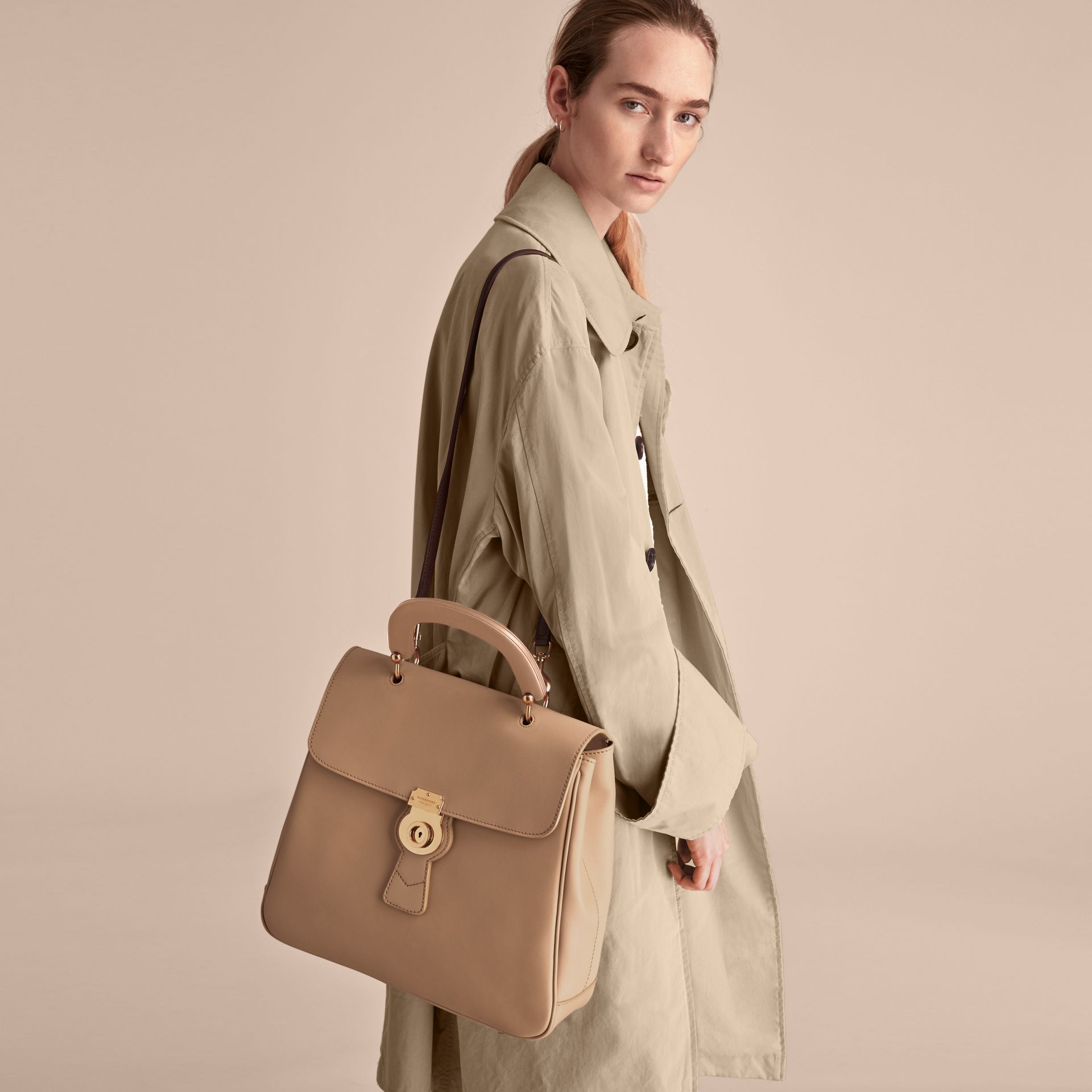 The Large DK88 Top Handle Bag - Women | Burberry - gallery image 4