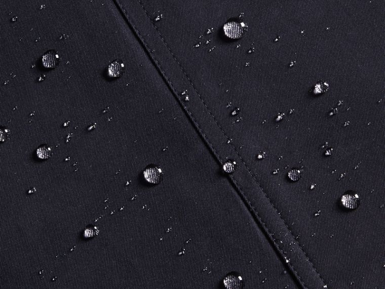 The Wiltshire – Heritage Trench Coat Navy - cell image 1