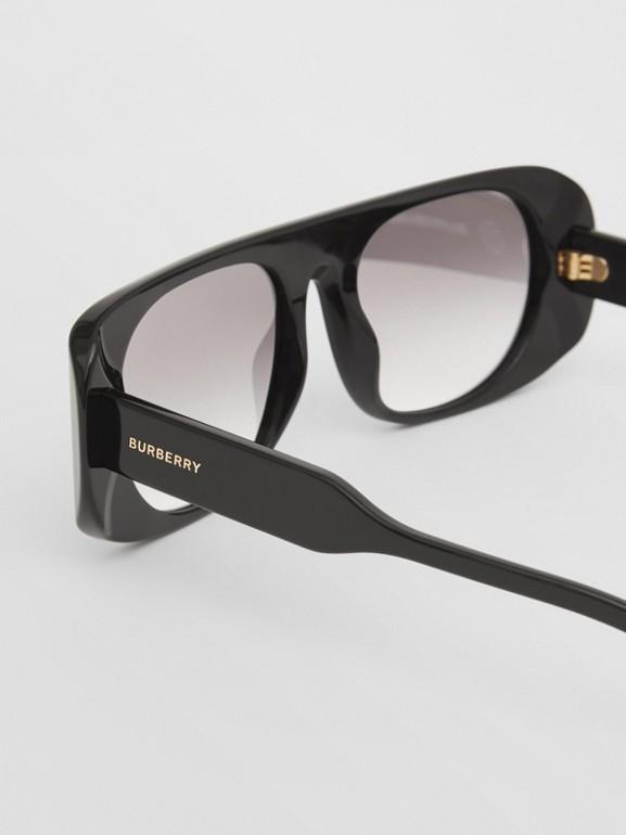 "Sonnenbrille ""Blake"" (Schwarz) | Burberry - cell image 1"