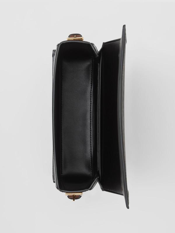 Petit sac Grace en toile écologique Monogram (Brun Bride) - Femme | Burberry - cell image 3