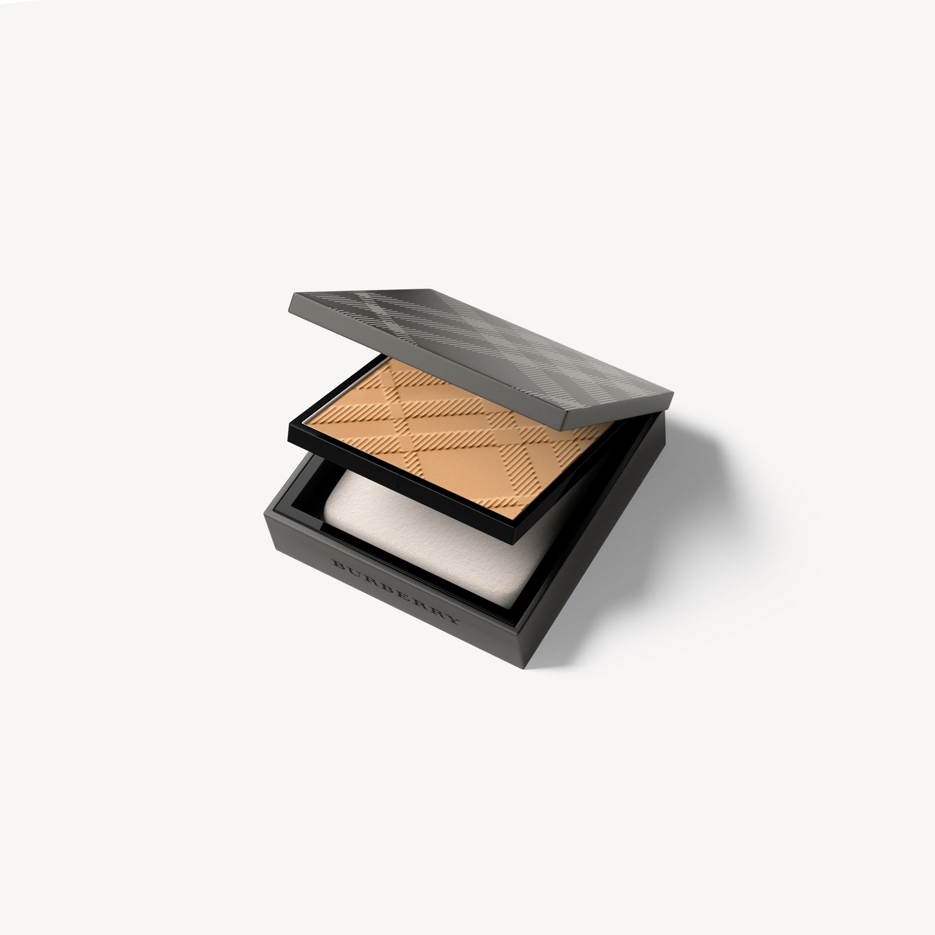 Matte Glow Compact Foundation – 50 Medium Cool - Women | Burberry United Kingdom - gallery image 0