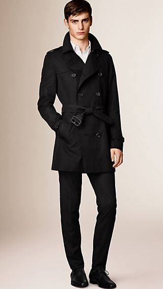 The Kensington – Trench coat Heritage médio