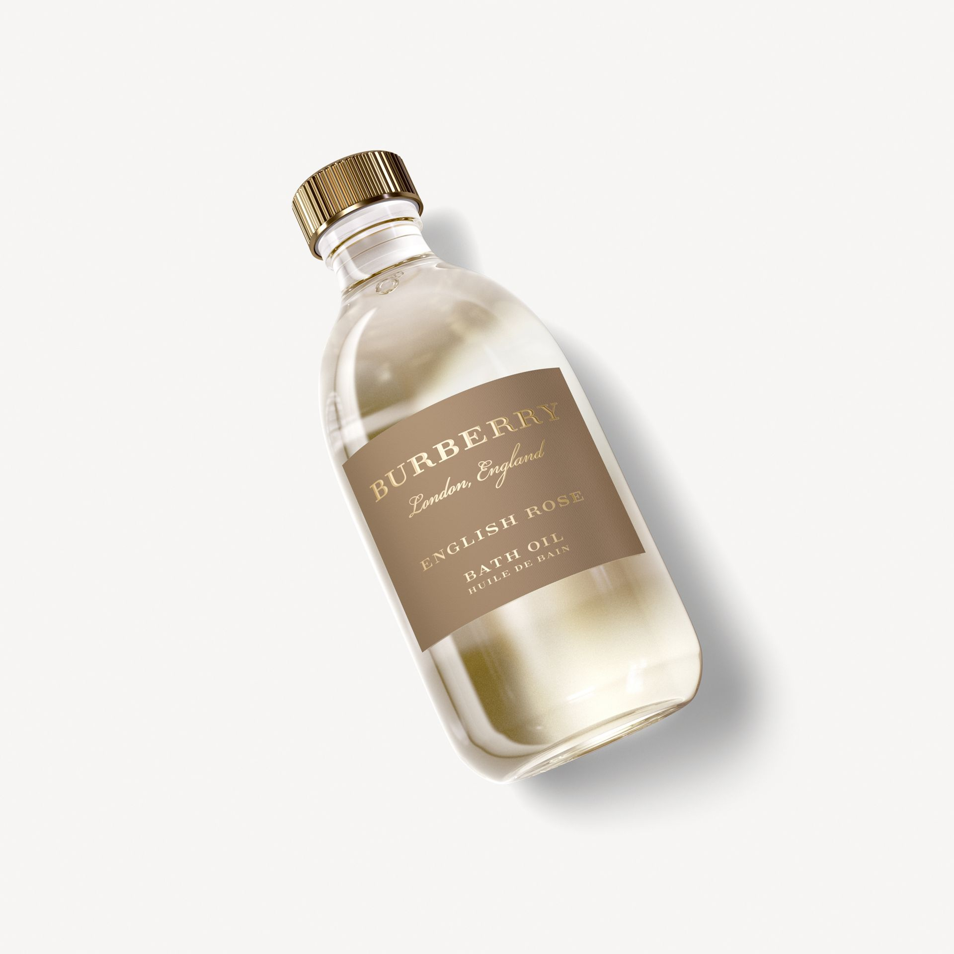 Bath Oil – English Rose | Burberry Australia - gallery image 0