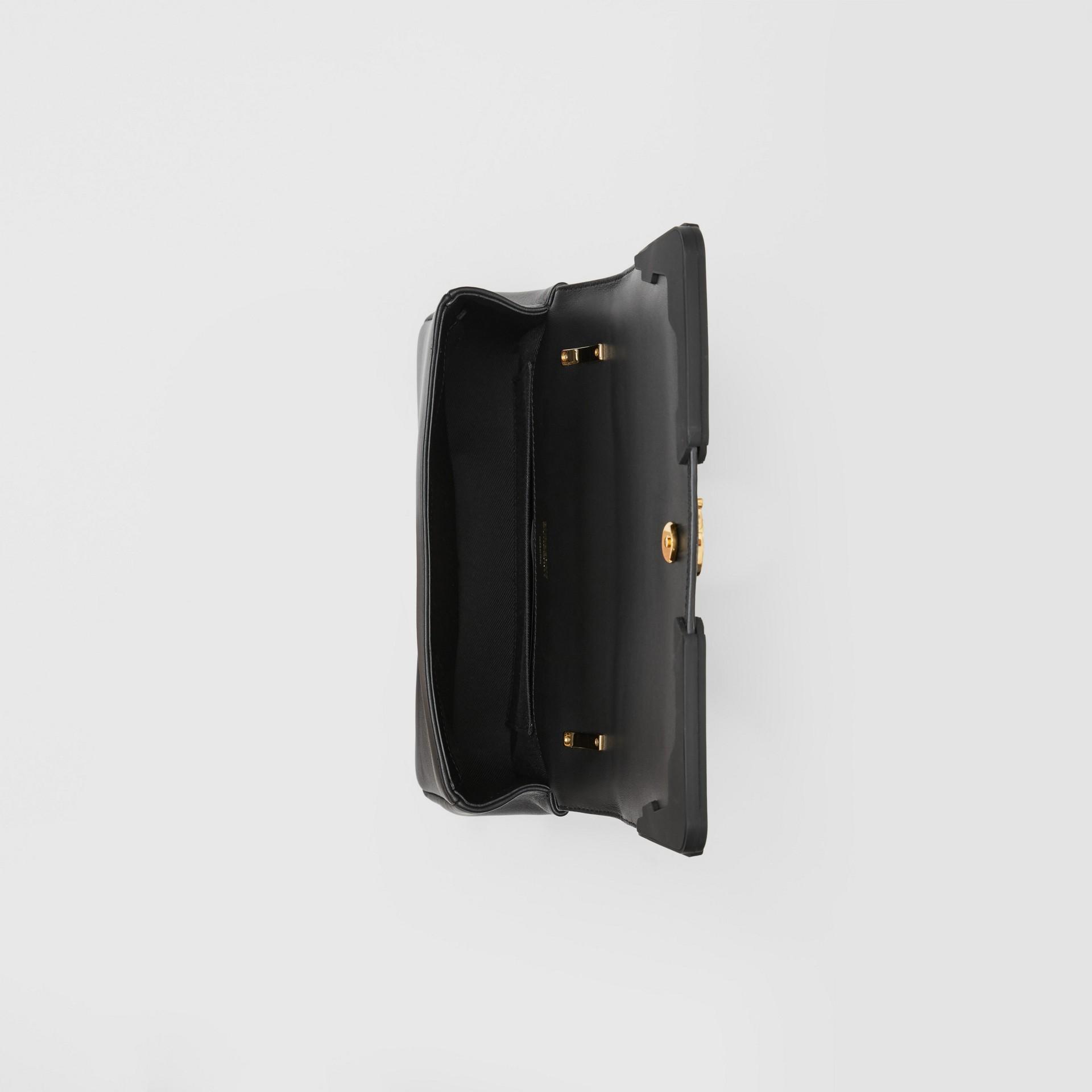 Small Appliqué Leather Lola Bag in Multicolour - Women | Burberry United Kingdom - gallery image 3