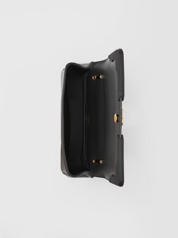 Small Appliqué Leather Lola Bag in Multicolour - Women | Burberry United Kingdom - cell image 3