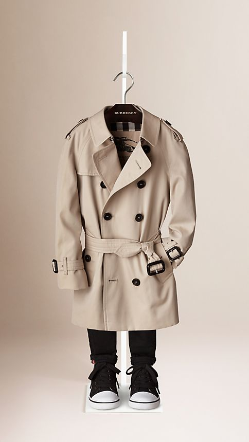 Stone The Wiltshire - Heritage Trench Coat - Image 1