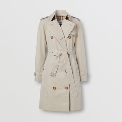 women's cotton trench coat uk