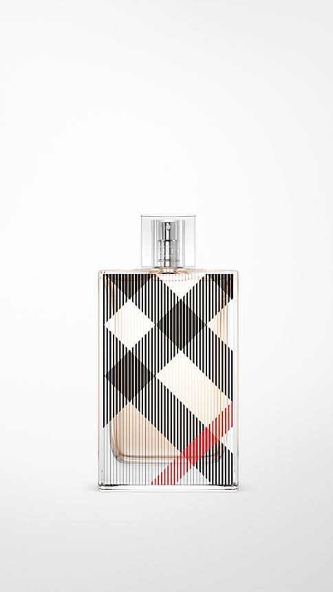 100ml Burberry Brit For Her Eau de Parfum 100ml - Image 1