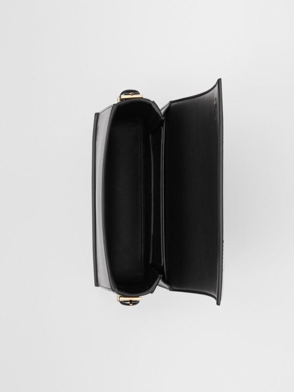 Petit sac Grace en cuir à imprimé léopard (Moutarde Sombre) - Femme   Burberry - cell image 3