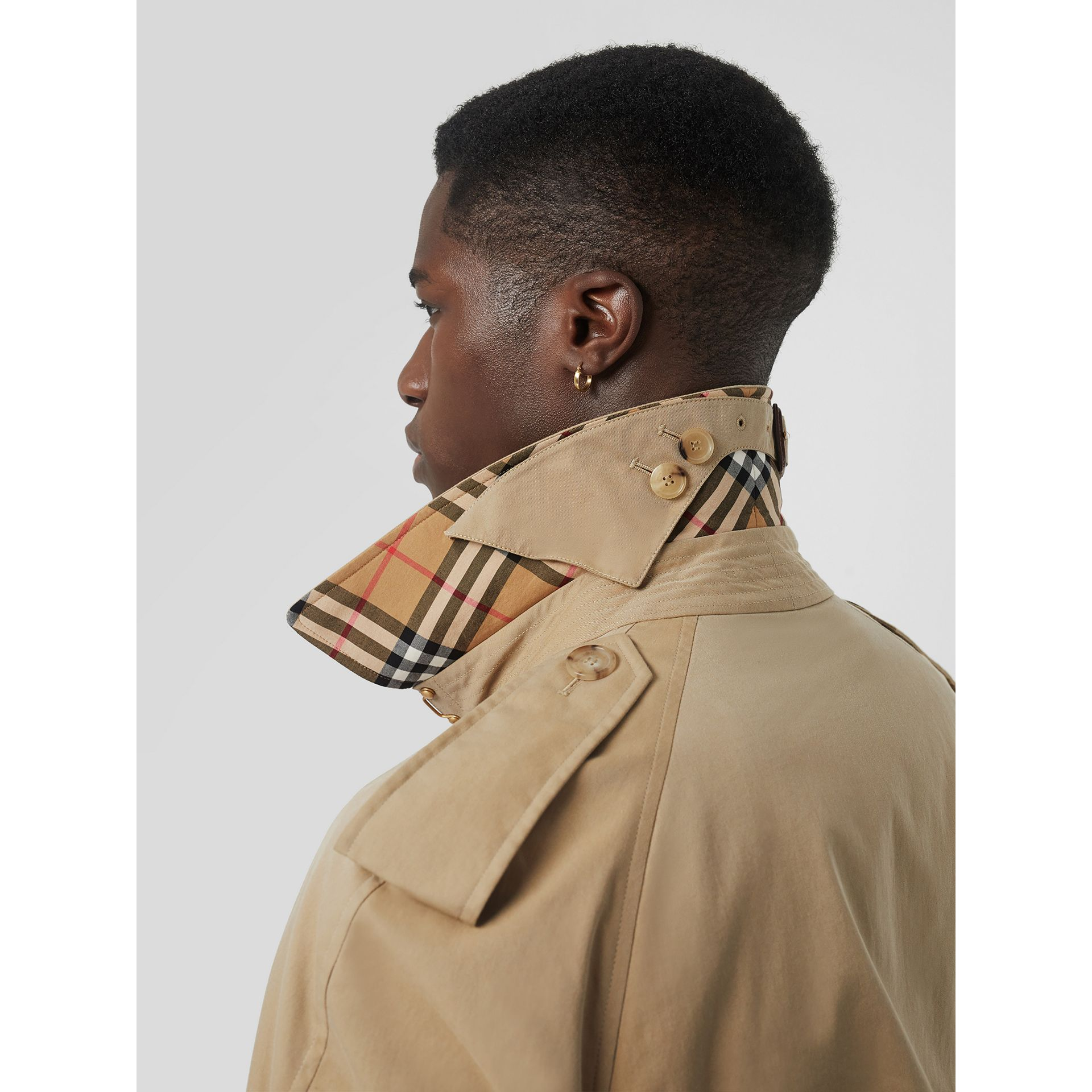 The Westminster – Trench Heritage (Miel) - Homme | Burberry - photo de la galerie 1