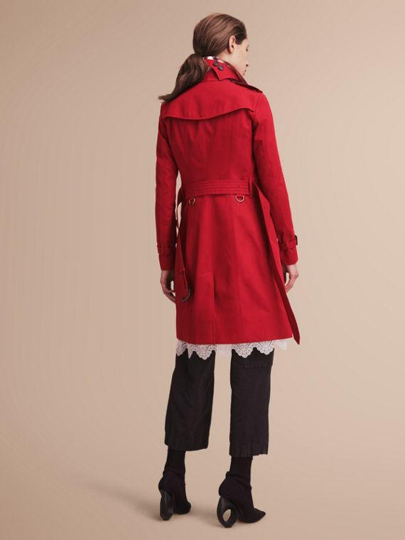 The Sandringham  – Long Heritage Trench Coat - cell image 2